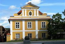 Budova děkanství ve Vlašimi