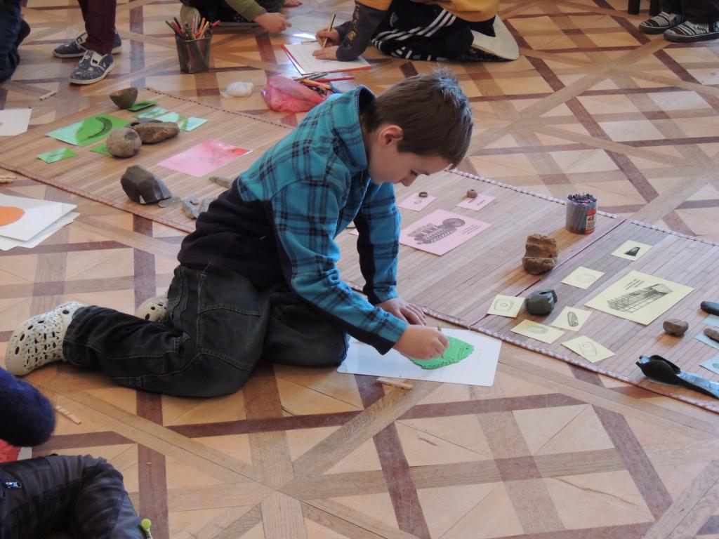 Edukace v zámku Vlašim