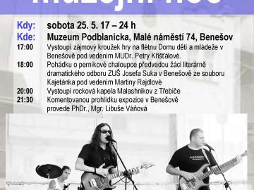 Benešovská muzejní noc