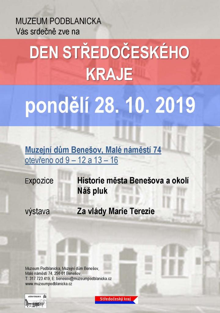 Den Středočeského kraje, Benešov