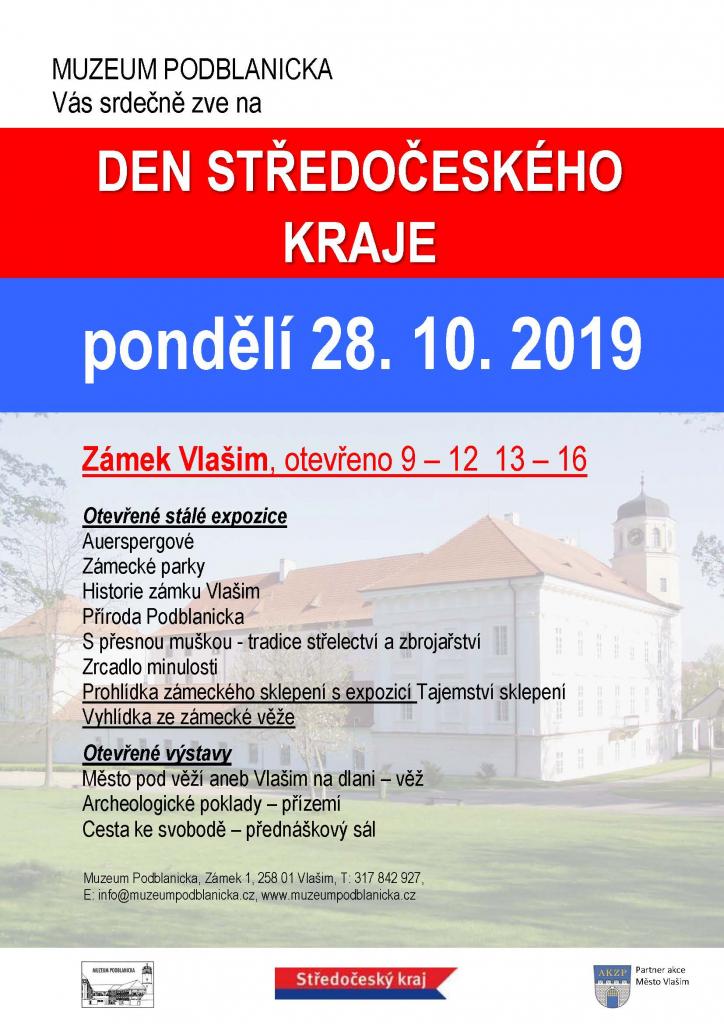 Den Středočeského kraje, Vlašim