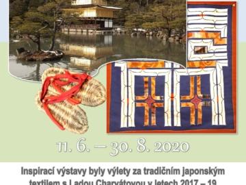 Cesty za japonským textilem