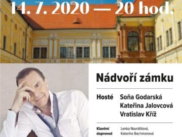 Štefan Margita a jeho hosté, plakát