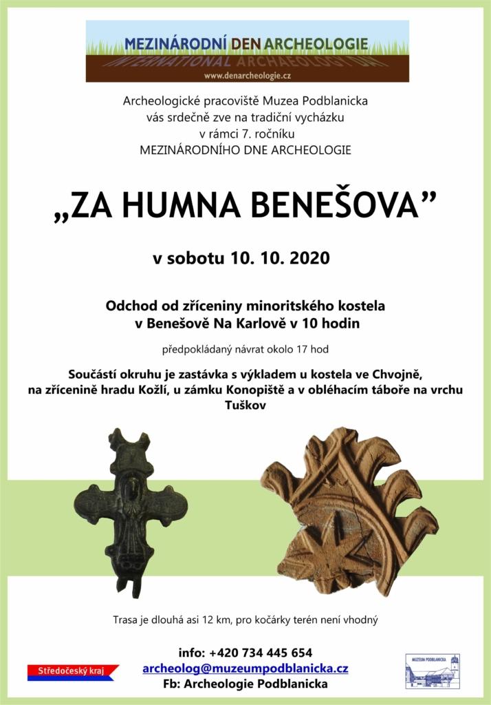 Za humna Benešova