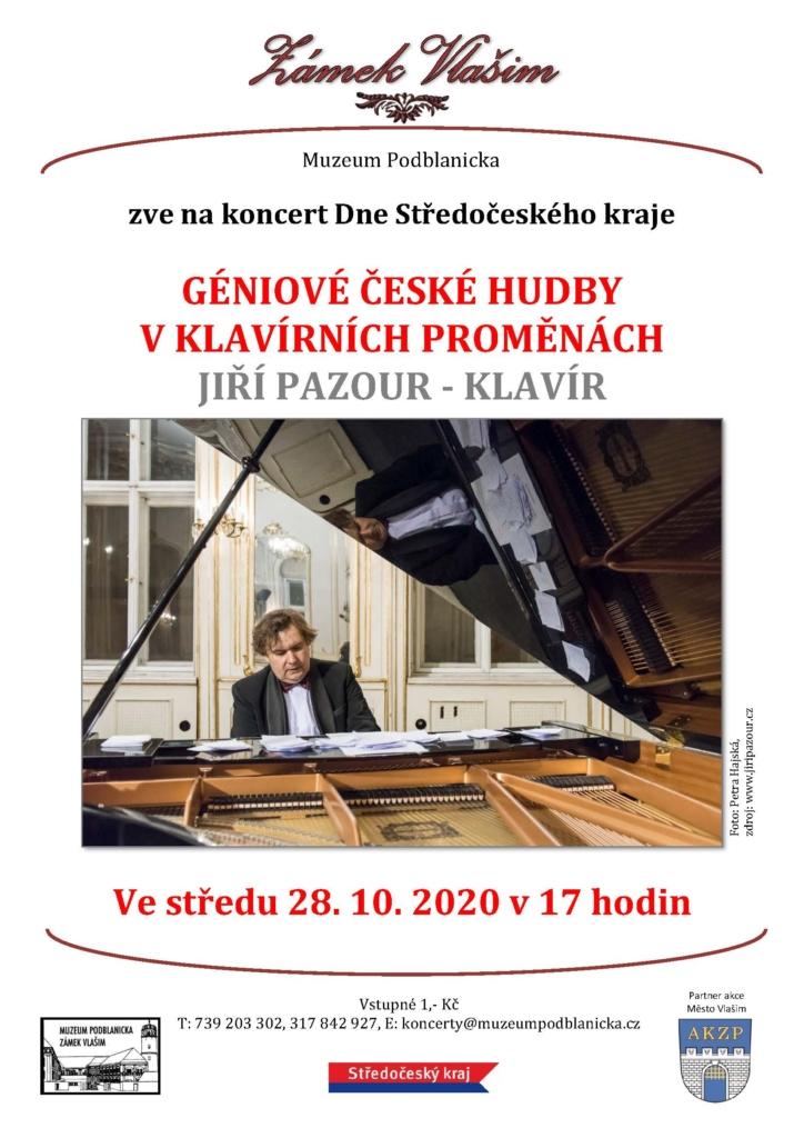 Jiří Pazour - klavír