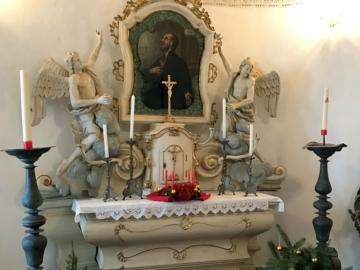 Kaple zámku Vlašim