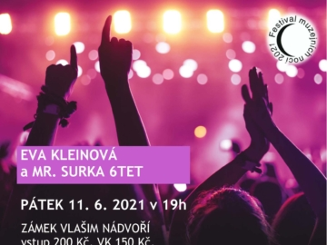 Koncert Eva Kleinová a Surka 6TET 6