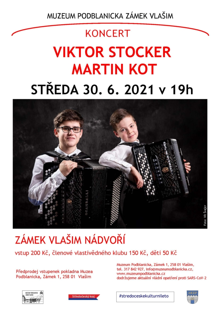 Viktor Stocker a Martin Kot