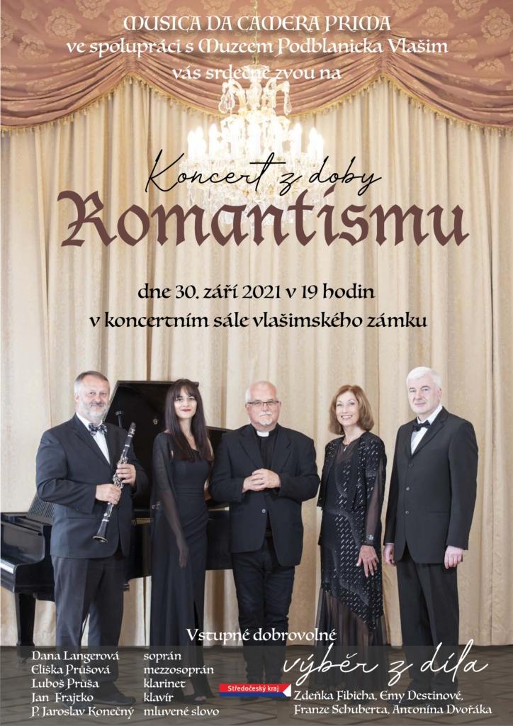 Koncert z doby romantismu