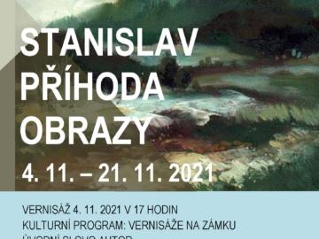 Stanislav Příhoda Obrazy