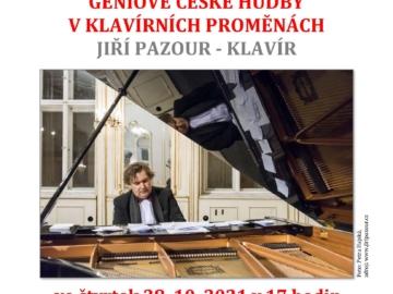 Koncert Jiří Pazour